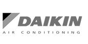 Logo of Daikin company