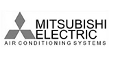 Logo of Mitsubishi Electric company