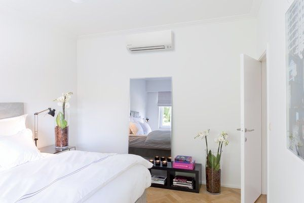 Wall mounted air conditioning